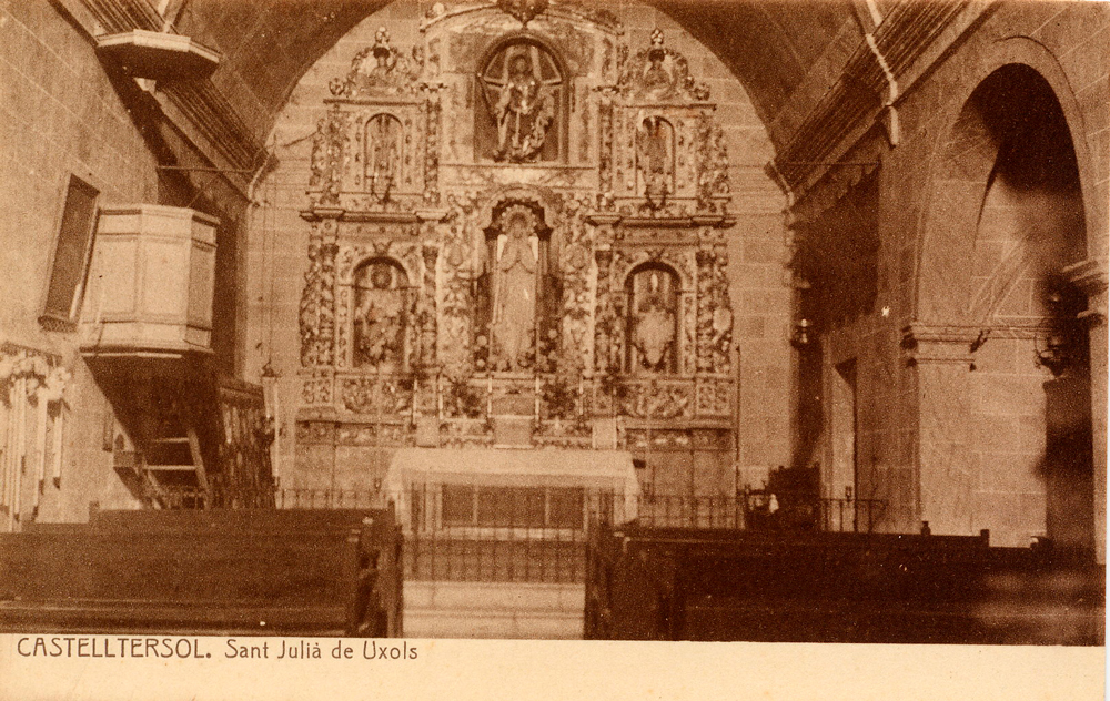 Imatge altar 1902