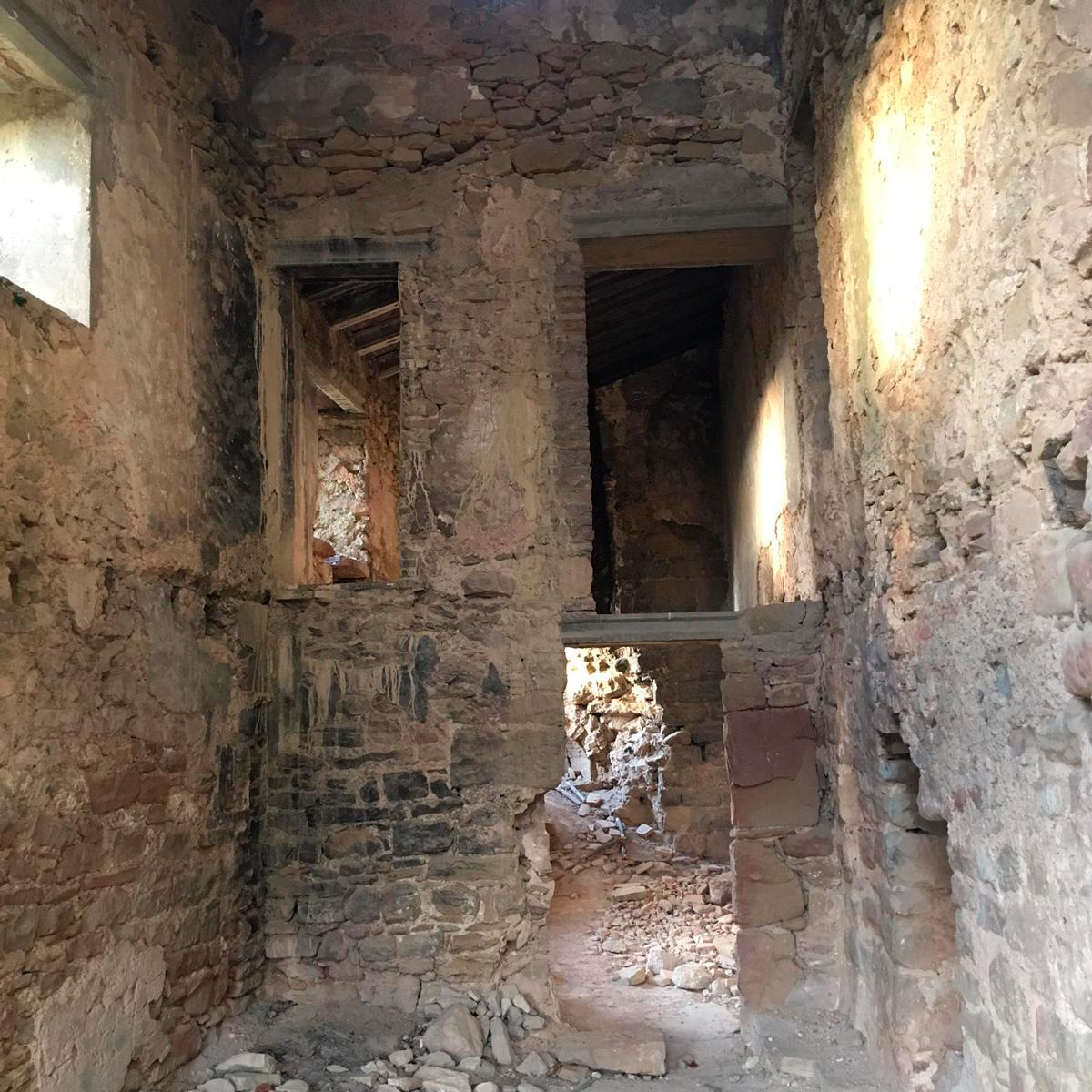 Runes interior
